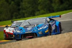 #100 Attempto Racing, Lamborghini Huracan GT3: Max Van Splunteren, Louis Machiels, Jeroen Mul, Giova
