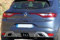 Spyshot: Renault Megane RS