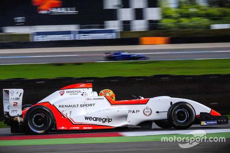 2016 - Formule Renault NEC