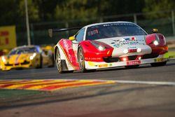 #41 Classic & Modern Racing, Ferrari 458 Italia GT3: Romain Brandela, Timothé Buret, Mickael Petit,