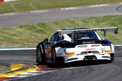 #36 bigFM Racing Team Schütz Motorsport, Porsche 911 GT3 R: Marvin Dienst, Christopher Zanella