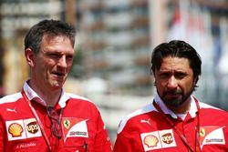 James Allison, directeur technique châssis de Ferrari
