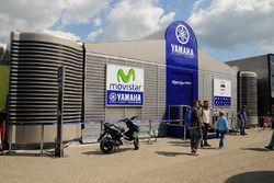 Yamaha Factory Racing, motorhome