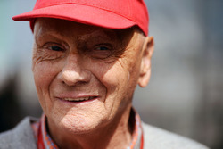 Niki Lauda, Presidente no ejecutivo de Mercedes