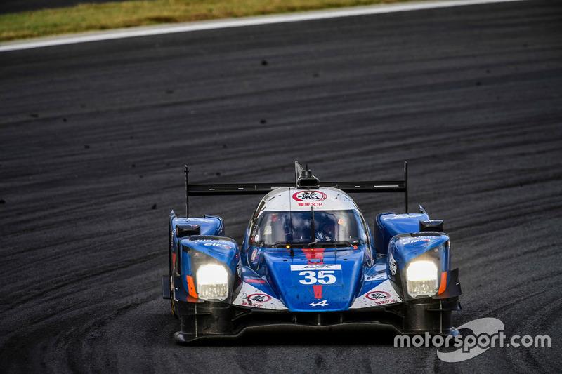 9. LMP2: #35 Baxi DC Racing, Alpine A460 - Nissan