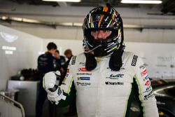 Polesitter GTE AM #98 Aston Martin Racing Aston Martin Vantage GTE: Paul Dalla Lana