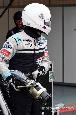 Mechaniker: #16 Panis Barthez Competition, Ligier JSP3 - Nissan