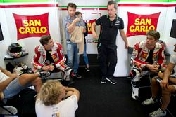 Axel Bassani, San Carlo Team Italia, Alessandro Zaccone, San Carlo Team Italia