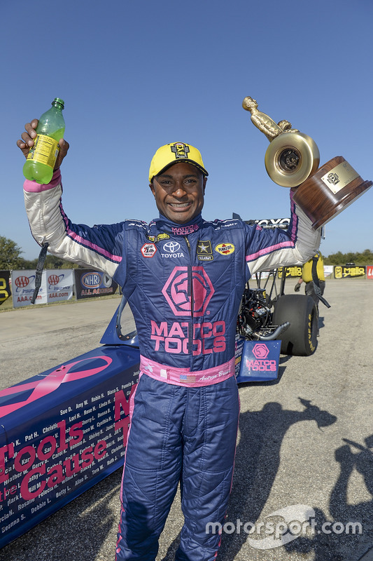 Sieger Top Fuel: Antron Brown