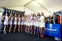 Lovely Michelin girls