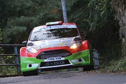 Andrea Crugnola, Michele Ferrara, Ford Fiesta R R5