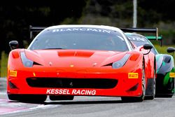 David Perel, Kessel Racing Ferrari 458 Italia GT3