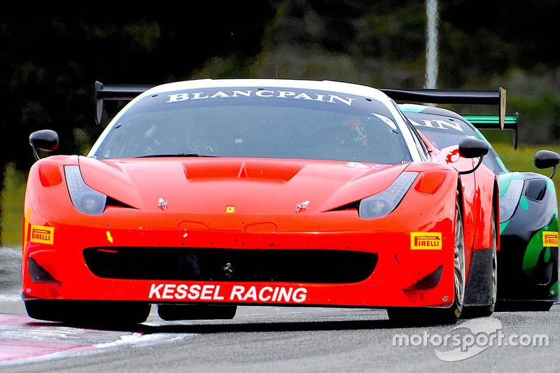 David Perel, Kessel Racing Ferrari 458 Italia GT3