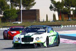#8 Bentley Team M-Sport Bentley Continental GT3