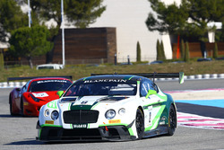 #8 Bentley Team M-Sport Bentley Continental GT3