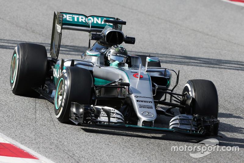 Mercedes AMG Petronas F1 Team