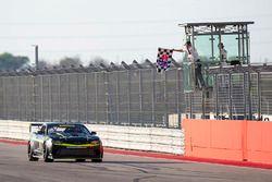 #10 Blackdog Speed Shop Chevrolet Z28: Lawson Aschenbach takes the win