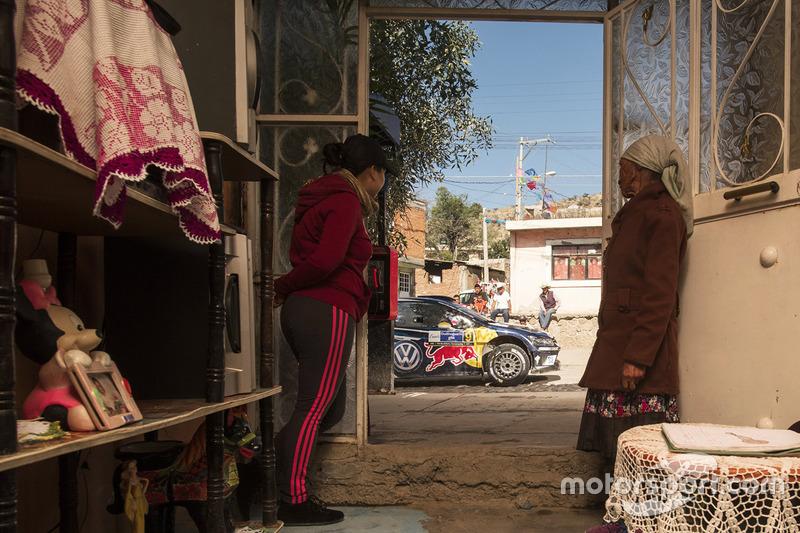 #4: Volkswagen Polo WRC: Andreas Mikkelsen und Anders Jäger