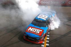 Race winnaar Kyle Busch, Joe Gibbs Racing Toyota