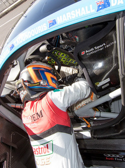 #40 Melbourne Performance Centre Audi R8 LMS Ultra: James Koundouris, Theo Koundouris, Marcus Marsha