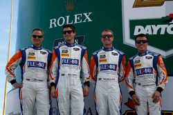 Джон Беннет, Колин Браун, Марк Уилкинс и Мартин Плоуман, #54 CORE autosport Oreca FLM09
