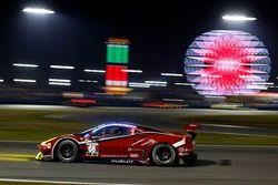 #68 Scuderia Corsa Ferrari 488 GTE: Alessandro Pier Guidi, Alexandre Prémat, Daniel Serra, Memo Rojas
