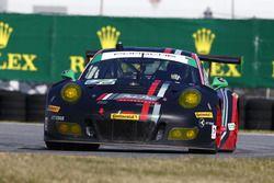 #73 Park Place Motorsports Porsche GT3 R: Patrick Lindsey, Matt McMurry, Jörg Bergmeister, Norbert S