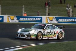 #16 PROsport Performance Porsche Cayman Pro 4: Adam Christodoulou, Jörg Viebahn, Fabian Hamprecht, N
