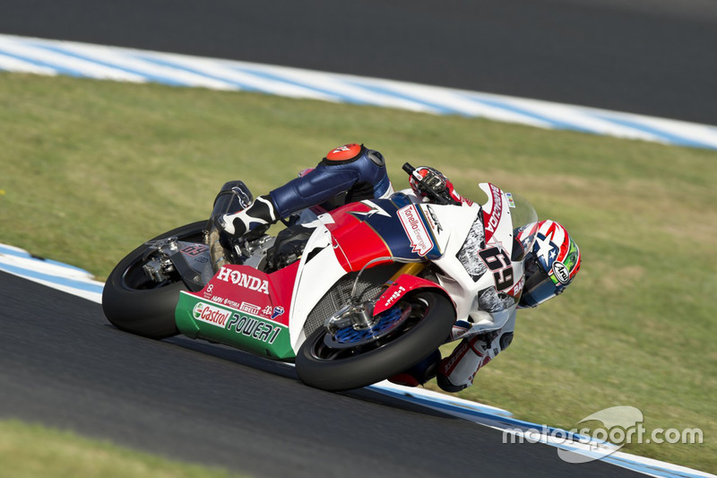 2016: Nicky Hayden, Honda WorldSBK Team