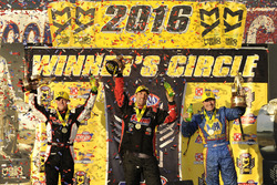 Pro Stock - Sieger Greg Anderson; Funny Car - SiegerRon Capps; Top Fuel - Sieger Steve Torrence