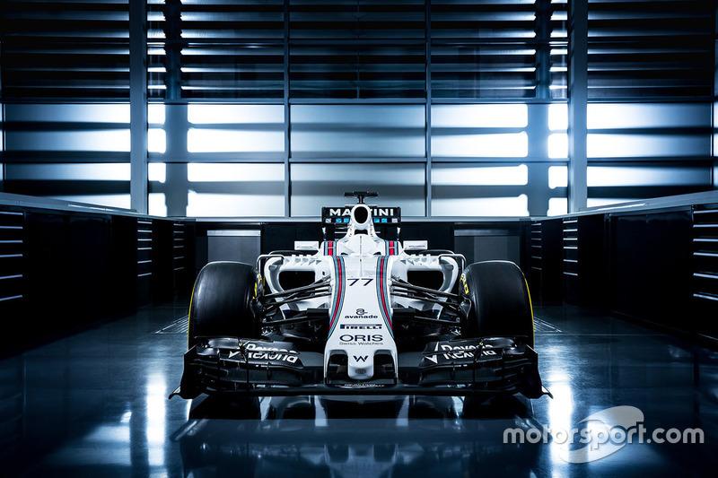 La Williams FW38