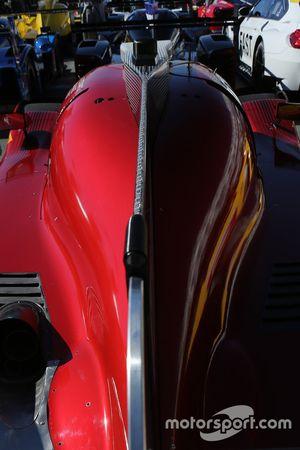 Detail, #55 Mazda Motorsports Mazda DPi: Jonathan Bomarito, Tristan Nunez, Spencer Pigot