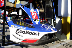 Parts of the #67 Ford Performance Chip Ganassi Racing Ford GT: Ryan Briscoe, Richard Westbrook, Scot