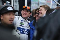 Joey Hand, Ford Performance Chip Ganassi Racing et Dirk Werner, Porsche Team North America