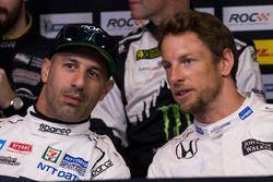 Jenson Button, Tony Kanaan