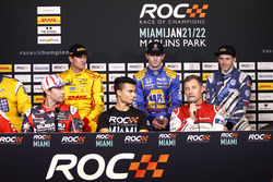 Travis Pastrana, Ryan Hunter-Reay, Pascal Wehrlein, Alexander Rossi, Tom Kristensen, Scott Speed