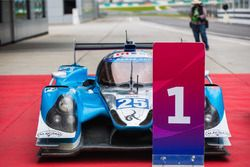 Race Winner:#25 Algarve Pro Racing Ligier JSP2 Nissan: Andrea Roda, Matt McMurry, Andrea Pizzitola
