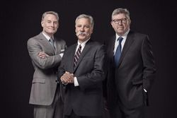 Sean Bratches, Managing Director, Commercial Operations; Chase Carey, Chairman and CEO of Formula 1;