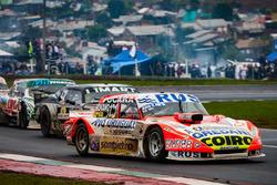 Lionel Ugalde, Ugalde Competicion Ford, Esteban Gini, Alifraco Sport Chevrolet, Carlos Okulovich, Maquin Parts Racing Torino