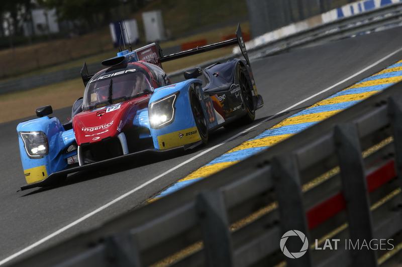 31°: #33 Eurasia Motorsport Ligier JS P217 Gibson: Jacques Nicolet, Pierre Nicolet, Erik Maris