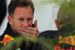 Руководитель Red Bull Racing Team Кристиан Хорнер
