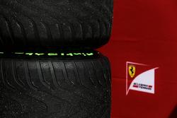 Pirelli neumáticos de Ferrari