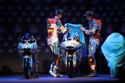 Alex Marquez, Estrella Galicia 0,0 Marc VDS, Franco Morbidelli, Estrella Galicia 0,0 Marc VDS
