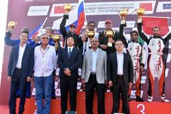 F1H2O UIM World Championship Podium