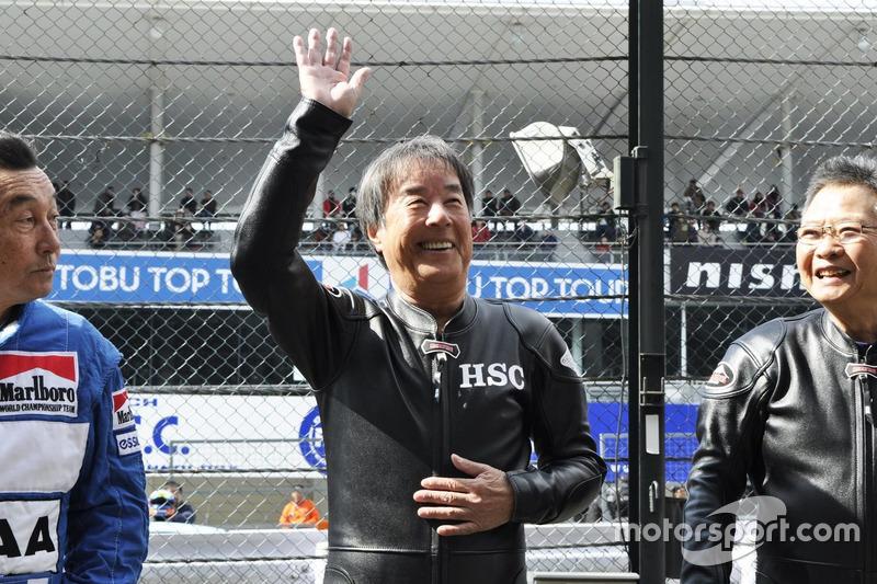 星野一義(Kazuyoshi Hoshino)