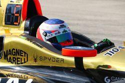 Pipo Derani, Schmidt Peterson Motorsports Honda