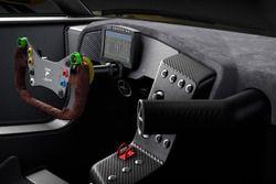 Interieur Fittipaldi EF7 Vision Gran Turismo by Pininfarina