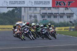 Aksi start Underbone 150cc