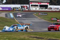 1992 Nissan Skyline GT-R R32 GIO Group A, 1988 Nissan R88 Group C Le Mans