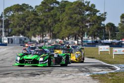 #2 Tequila Patrón ESM Nissan DPi: Scott Sharp, Ryan Dalziel, Pipo Derani